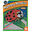 Color By Number Mystery Mosaics: Book 4