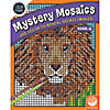 Color By Number Mystery Mosaics: Book 8 Image Thumbnail 1