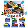 Construction VBS Site Scene Setter Decorating Kit Image Thumbnail 1