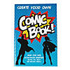 Create Your Own Comic Book Activity Pads Image Thumbnail 1
