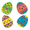 Easter Egg Filler Color Your Own Mini Easter Eggs - 48 Pc. Image Thumbnail 1