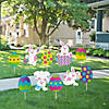 Easter Outdoor Yard Decorations Kit Image Thumbnail 1