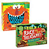 Feed The Woozle and Race To The Treasure: Set of 2 Image Thumbnail 1