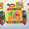 Fiesta Party Paper Dinner Plates - 8 Ct. Image Thumbnail 1