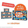 Fish Stix: Classroom Set of 6