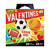 Flick 'em Sports Super Fun Valentines Pack Image Thumbnail 1