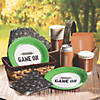 Football Tailgate Tableware Kit for 8 Image Thumbnail 3