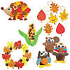 Fun Fall Craft Assortment Image Thumbnail 1