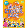 Girl Super Sticker Activity Book Image Thumbnail 1
