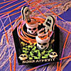Glow-in-the-Dark Mini Sticky Tumbling Skeletons Image Thumbnail 2