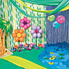 Green Plastic Tablecloth Roll Image Thumbnail 1