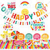 Happy Day Party Tableware Kit for 24 Guests Image Thumbnail 1
