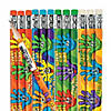 High Five Pencils - 24 Pc.
