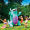 Inflatable BigMouth<sup>&#174;</sup> Ginormous Monster Sprinkler Image Thumbnail 1