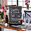 Large Tabletop Chalkboard Image Thumbnail 3