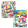 LEGO Awesome Activity Books: Set of 2