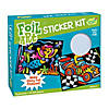Make A Picture Sticker Kit Foil Art Image Thumbnail 1