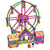 Mighty Makers Fun on the Ferris Wheel Building Set Image Thumbnail 1