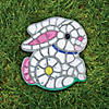 Paint Your Own Stepping Stone: Bunny Image Thumbnail 1