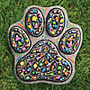 Paint Your Own Stepping Stone: Paw Image Thumbnail 1
