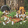Paint Your Own Stone: Dinosaur Garden