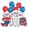 Patriotic Party Kit For 50 Image Thumbnail 1