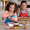 Playful Chef Deluxe Cooking Kit with Blue Apron (Ages 6 and up) Image Thumbnail 4