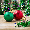 Plush Christmas Ornaments Image Thumbnail 1
