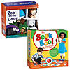 Seek-a-Boo! & Zoo on the Loose: Set of 2 Image Thumbnail 1