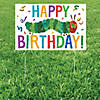 The Very Hungry Caterpillar™ Birthday Yard Sign Image Thumbnail 1