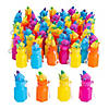 Tropical Fish Bubble Bottles - 48 Pc. Image Thumbnail 1