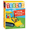 Trucks Color Match Up Game Image Thumbnail 1