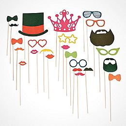 Photo Booth Props | Oriental Trading Company