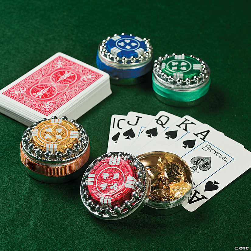 Casino Chip Favors Idea Oriental Trading