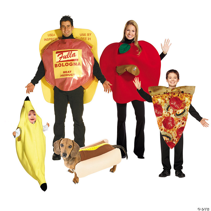 Photo Real Hot Dog Toddler Funny Food Halloween Costume-3T-4T