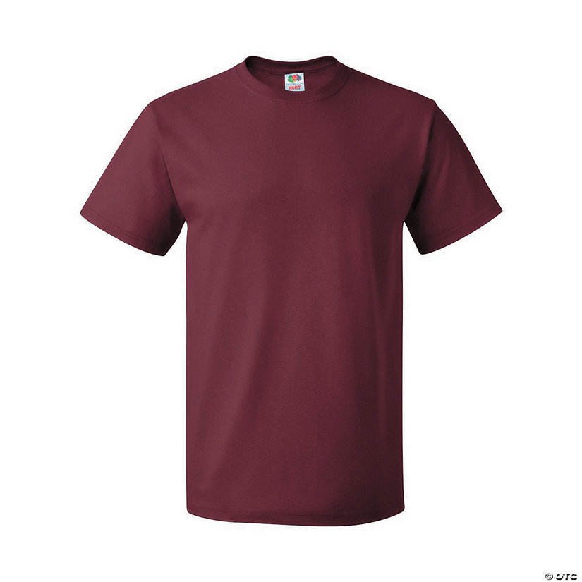 Fruit of the Loom® HD Cotton™ Short Sleeve T-Shirt Image Thumbnail