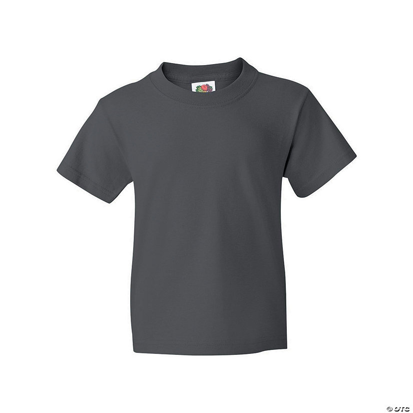Fruit of the Loom® HD Cotton™ Youth Short Sleeve T-Shirt Image Thumbnail