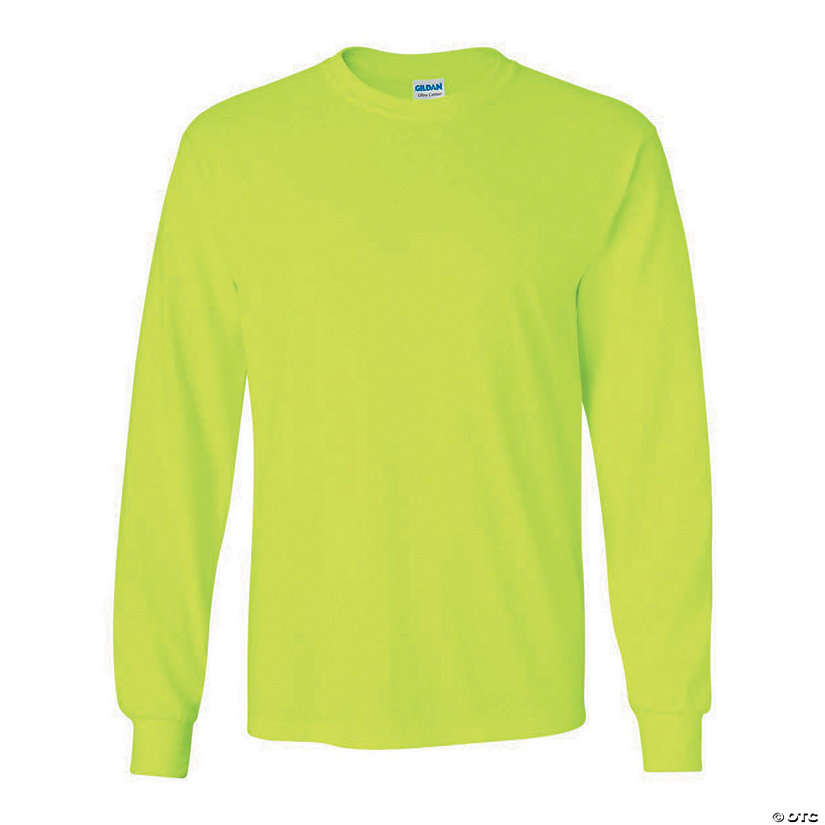 Gildan® Ultra Cotton Long Sleeve T-shirt Image Thumbnail