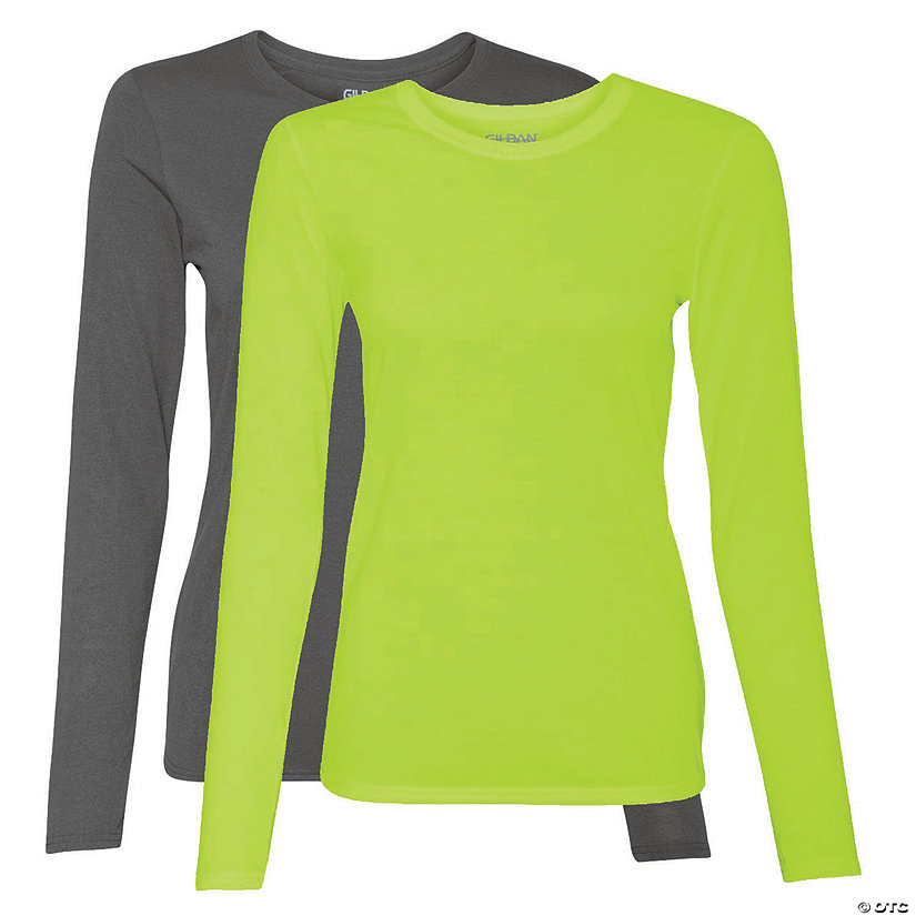 Gildan® Women's Performance® Long Sleeve T-Shirt