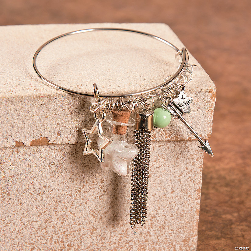 I Wish Inspiring Charms Bracelet Idea Image Thumbnail