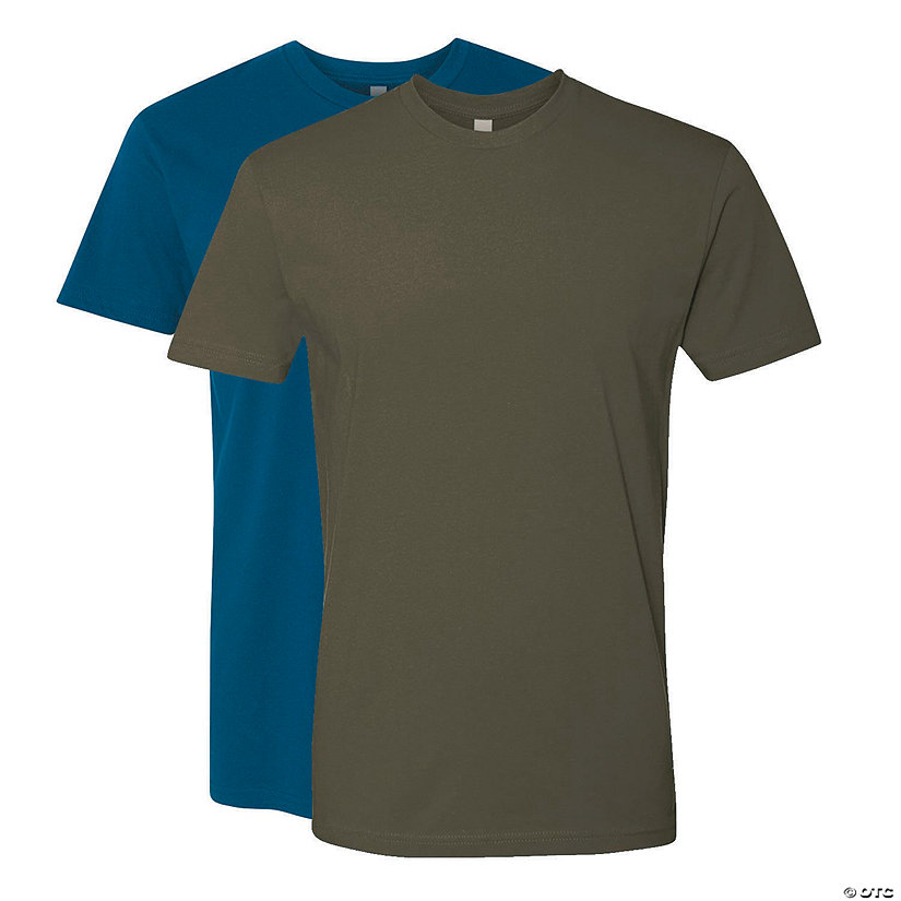 Men's Short Sleeve Crew by Next Level Image Thumbnail