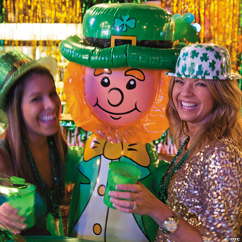 St. Patrick's Day Photo Booth Image Thumbnail