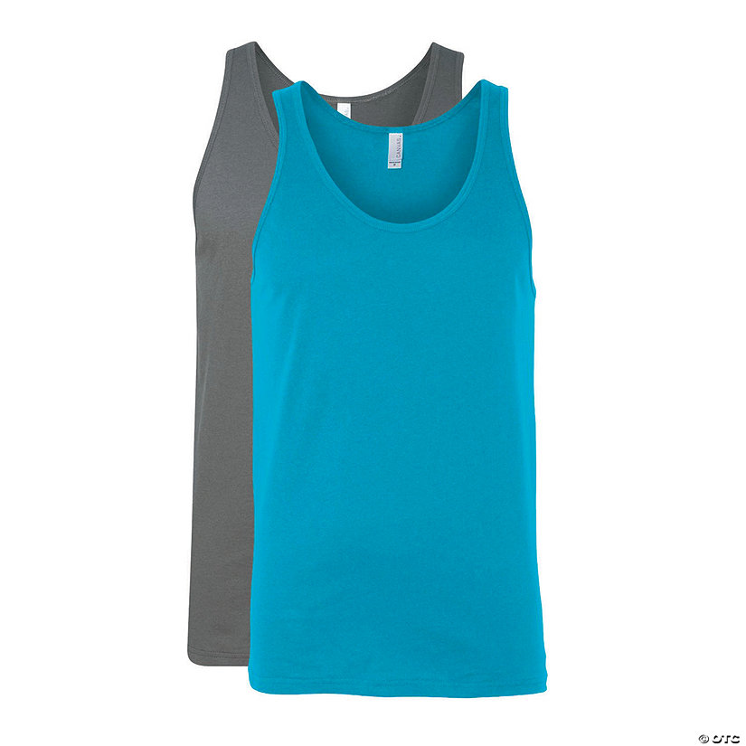 Unisex Jersey Tank by Bella + Canvas