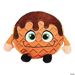 "10.5"" Mr. & Mrs. Plush Waffle - Large"