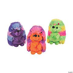 "10"" Fun Stuffed Hedgehog"
