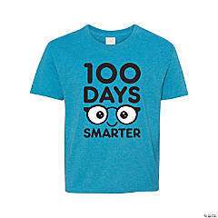 100 Days Smarter Youth T-Shirt - Small