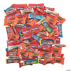 100 Pc. Hershey's® Chocolate & Sweets Snack-Size Candy Assortment