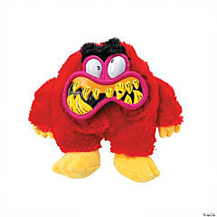 "11.5"" Angry Plush Monster"