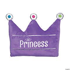 """11.75"""" Plush Princess Crown"""