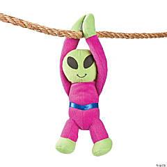 "11"" Plush Long Arm Aliens"